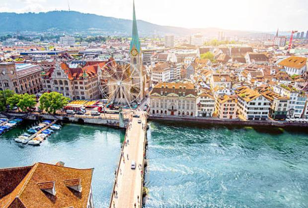 Western Europe financial market report